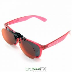 GloFX Clip-On Ultimate Diffraction Lenses