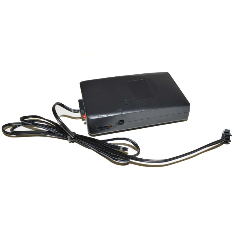 Sounds Activated Inverter