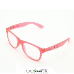 GloFX Ultimate Diffraction Glasses – GLOW Pink