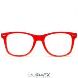 Red Ultimate Diffraction Glasses