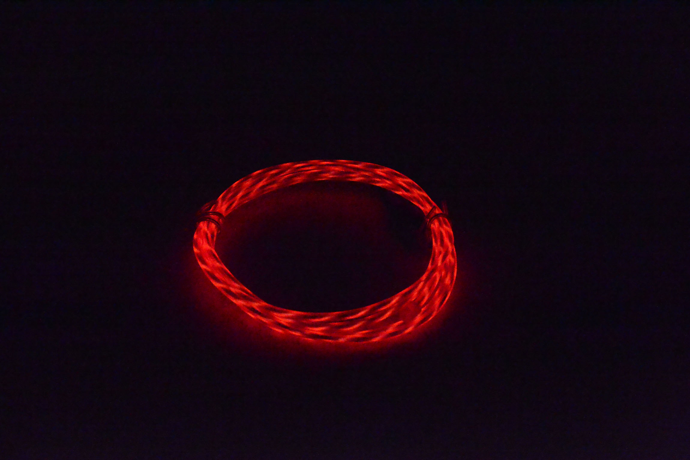 GloFX Electroluminescent Tracer Wire- Red