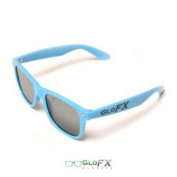 GloFX Ultimate Diffraction Glasses - Blue Tinted