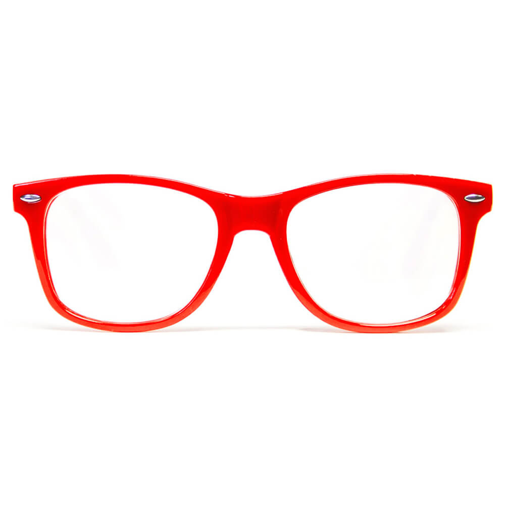 GloFX Diffraction Glasses – Red