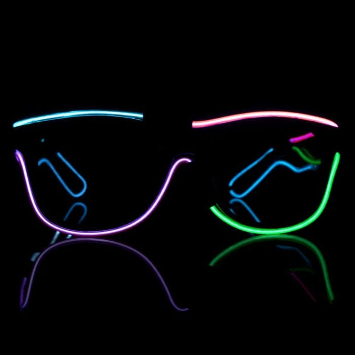 6 Color Luminescence Sunglasses Featured Image