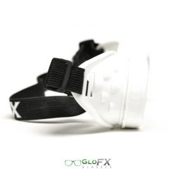 GloFX-White-Kaleidoscope-Goggles-Side