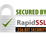 GloFX Secured By RapidSSL