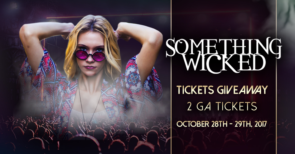 Something Wicked Ticket Giveaway