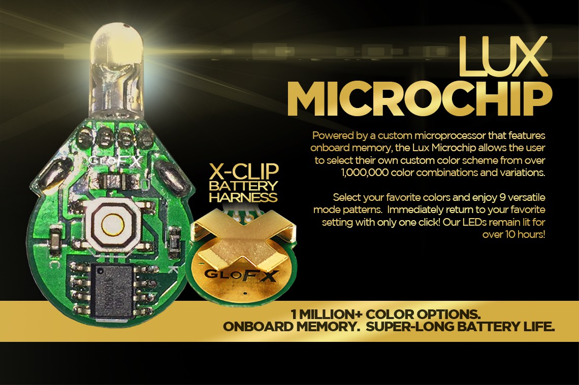 GloFX Lux Orbit Microchip Technology 3