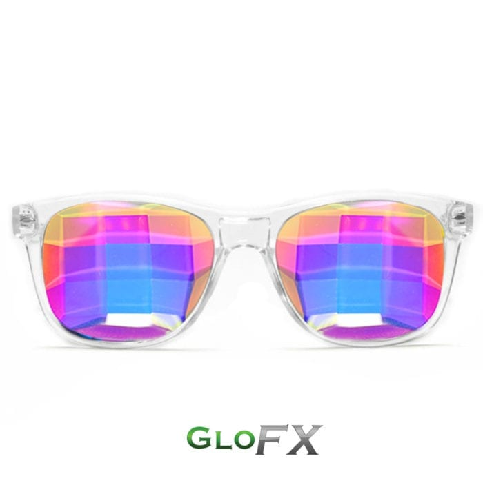GloFX_Bug_Eye_Kaleidoscope_Glasses_Clear_1