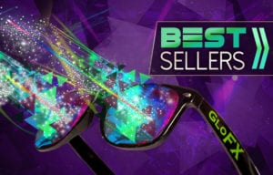 Best Selling Rave Glasses and Flow Products