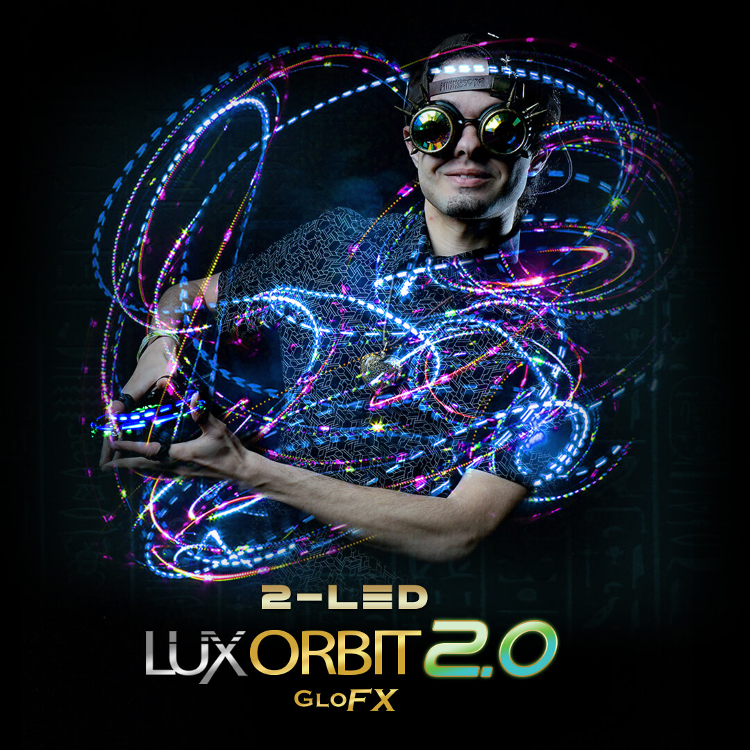 2-LED Lux Orbit 2.0 by GloFX