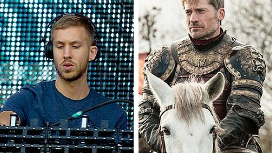 calvin harris and jamie lannister