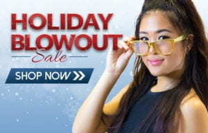 December Holiday Blowout Sales Block D