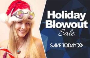 End of December Holiday Blowout Sale Block A
