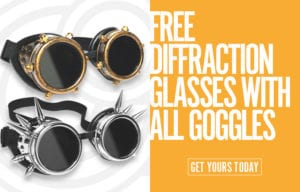 January Homepage Free Diffraction Glasses With All Goggles Block A