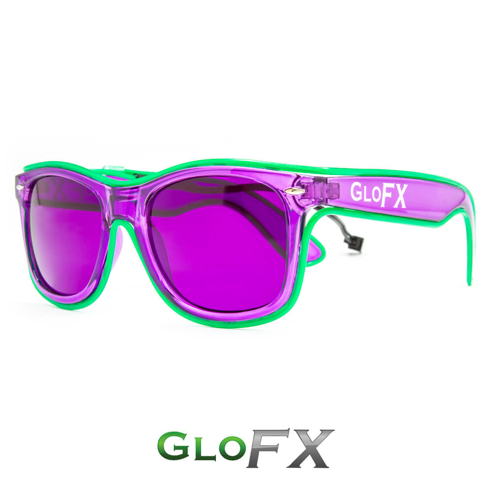 Lumi-Color-Therapy-Glasses-Purple_Green-Gallery-1