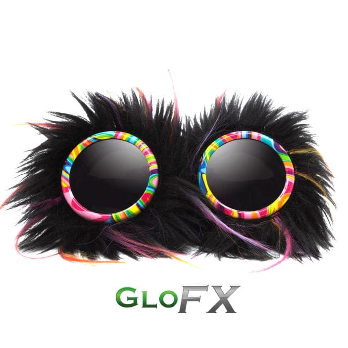 Party Animal Steampunk Goggles