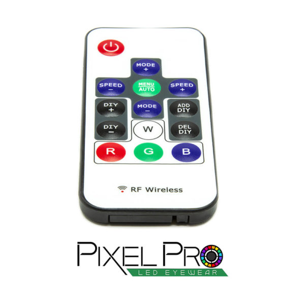 GloFX Pixel Pro LED Remote Replacement
