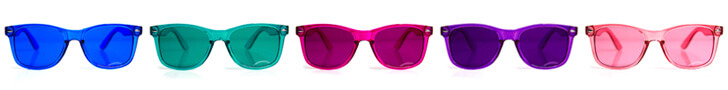 Color Therapy Glasses Seasonal Affective Disorder