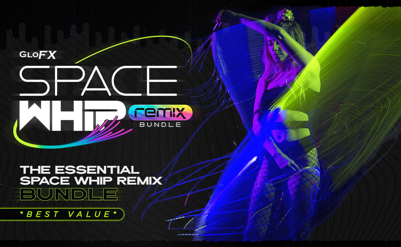 GloFX Space Whip Remix Bundle Pack Admat - Title