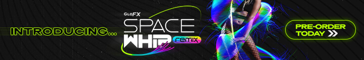 GloFX Space Whip Remix Pre-Order Today