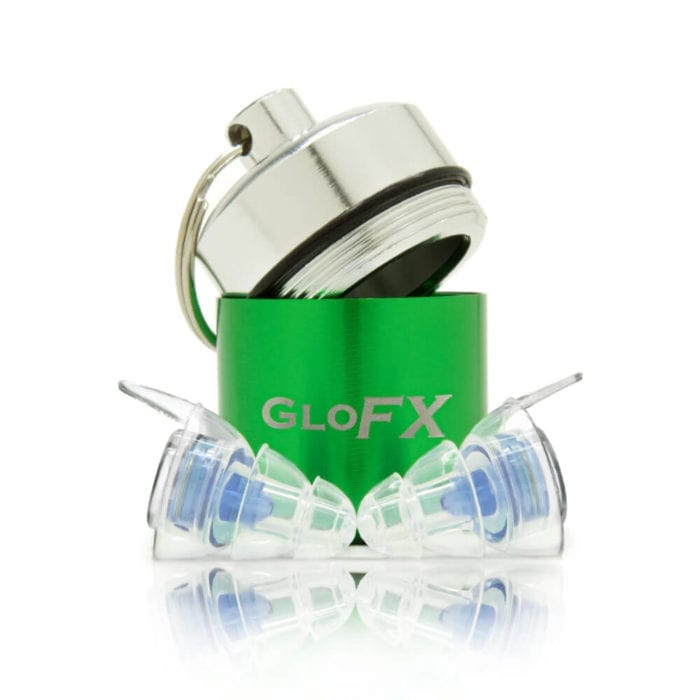 GloFX High Fidelity Earplugs Gallery 1