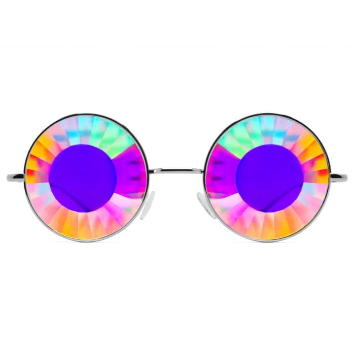 GloFX Imagine Wormhole Kaleidoscpe Glasses Featured Image