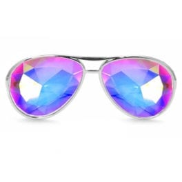 Aviator-Style-Kaleidoscope-Glasses-Chrome