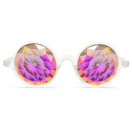 Clear-Kaleidoscope-Glasses-Rainbow-Fractal