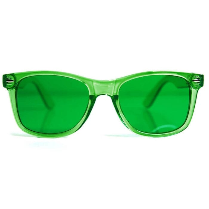 Color-Therapy-Glasses-Green