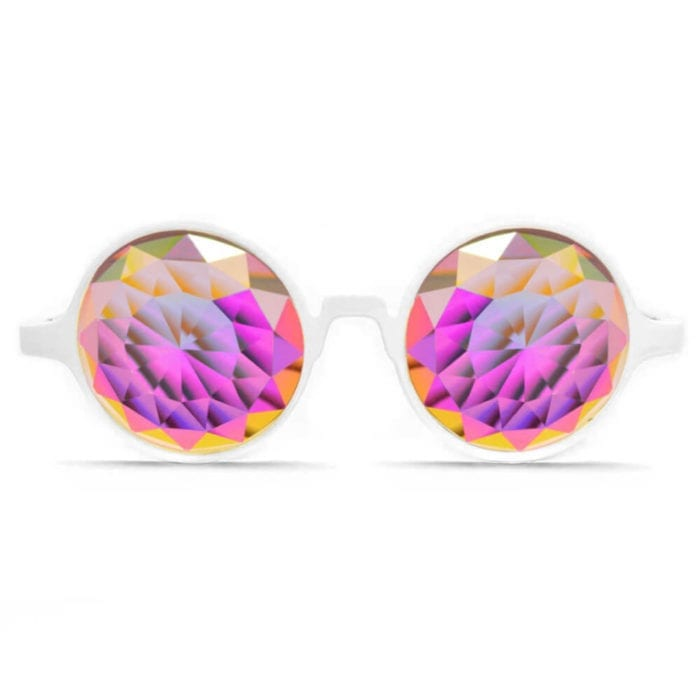 White-Rainbow-Fractal-Kaleidoscope-Glasses