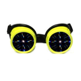 Yellow Diffraction Goggles (1)