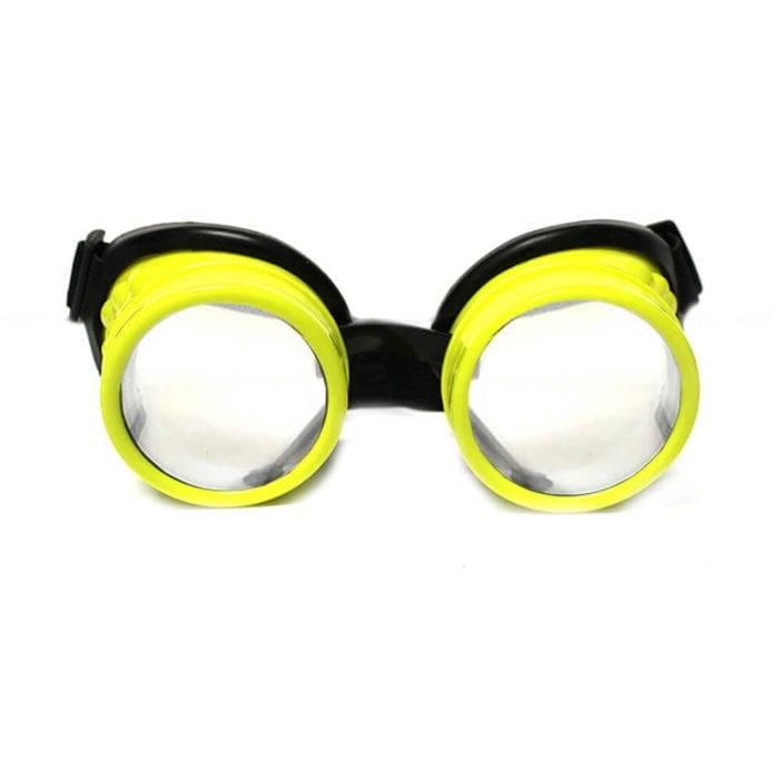 Yellow-Diffraction-Goggles