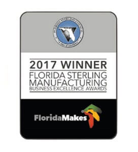 GloFX Awards _ Florida Sterling Manufacturing Excellence